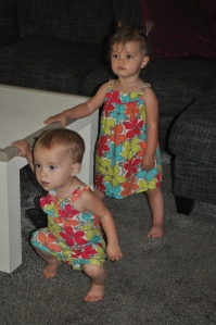 our little girls!